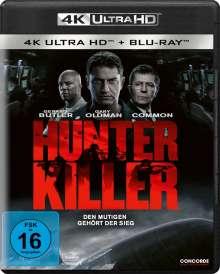 Hunter Killer (Ultra HD Blu-ray & Blu-ray), 2 Ultra HD Blu-rays