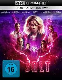 Jolt (Ultra HD Blu-ray & Blu-ray), 1 Ultra HD Blu-ray und 1 Blu-ray Disc