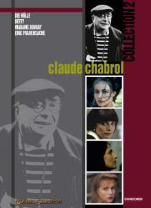 Claude Chabrol Collection II, 4 DVDs