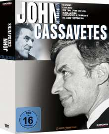 John Cassavetes Collection, 6 DVDs