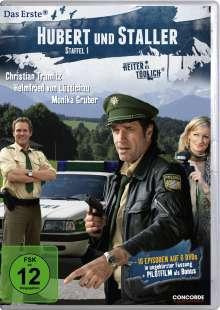 Hubert und Staller Staffel 1, 6 DVDs
