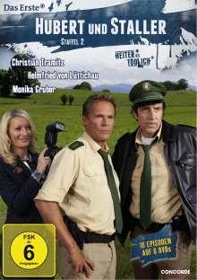 Hubert und Staller Staffel 2, 6 DVDs