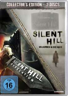 Silent Hill / Silent Hill - Revelation, 2 DVDs