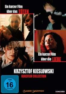 Krzysztof Kieslowski Kurzfilm Collection, 2 DVDs