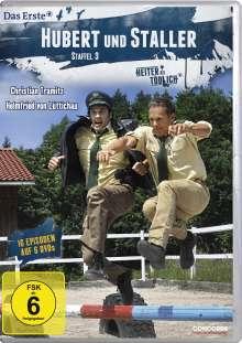 Hubert und Staller Staffel 3, 6 DVDs