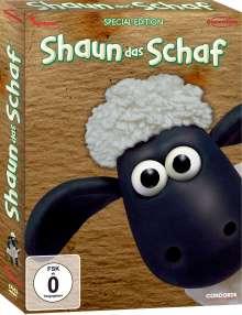 Shaun das Schaf Staffel 1, 5 DVDs