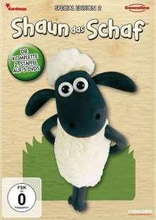 Shaun das Schaf Staffel 2, 5 DVDs