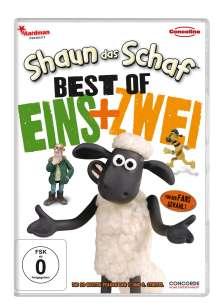 Shaun das Schaf - Best Of Eins und Zwei, 2 DVDs