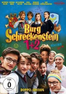 Burg Schreckenstein 1+2, 2 DVDs