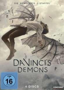Da Vinci's Demons Season 2, 4 DVDs