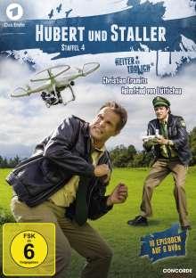 Hubert und Staller Staffel 4, 6 DVDs