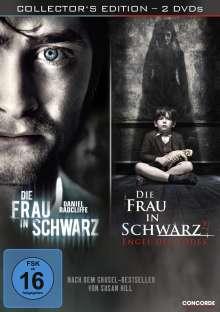 Die Frau in Schwarz 1 & 2, 2 DVDs
