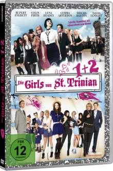 Die Girls von St. Trinian 1 & 2, 2 DVDs