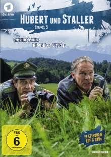Hubert und Staller Staffel 5, 6 DVDs