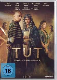 TUT - Der größte Pharao aller Zeiten, 2 DVDs