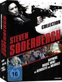 Steven Soderbergh Collection, 3 DVDs