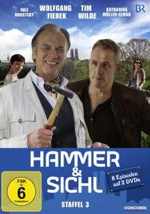 Hammer & Sichl Staffel 3, 2 DVDs