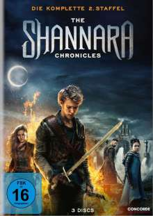 The Shannara Chronicles Staffel 2, 3 DVDs