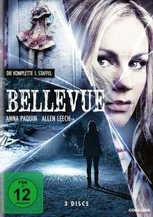 Bellevue Staffel 1, 3 DVDs