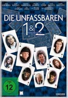Die Unfassbaren 1 & 2, 2 DVDs