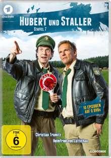 Hubert und Staller Staffel 7, 6 DVDs