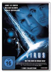 Virus (1998), DVD