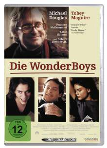 Wonder Boys, DVD