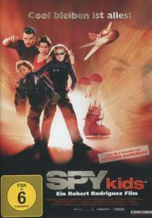 Spy Kids, DVD