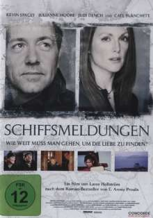 Schiffsmeldungen, DVD