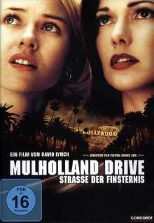 Mulholland Drive, DVD