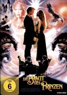 Die Braut des Prinzen, DVD