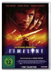 Timeline, DVD