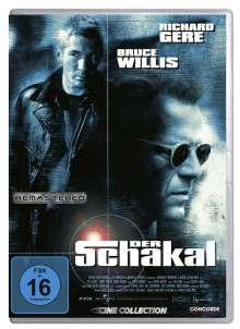 Der Schakal (1997), DVD