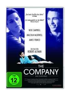 The Company - Das Ensemble, DVD