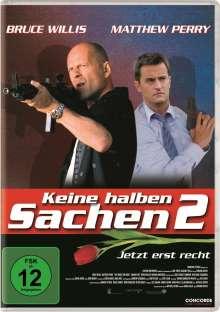 Keine halben Sachen 2 - Jetzt erst recht!, DVD