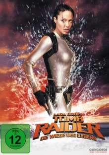 Tomb Raider 2: Die Wiege des Lebens, DVD