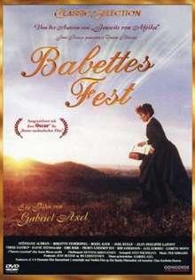 Babettes Fest, DVD