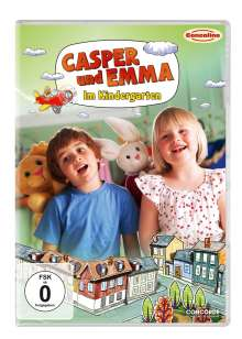 Casper und Emma: Im Kindergarten, DVD