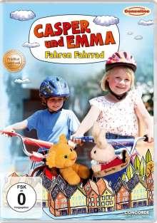 Casper und Emma: Fahren Fahrrad, DVD