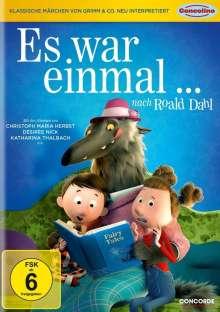Es war einmal... nach Roald Dahl, DVD