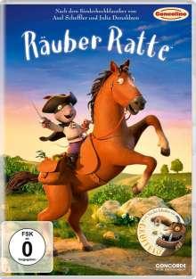 Räuber Ratte, DVD
