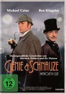 Genie und Schnauze, DVD