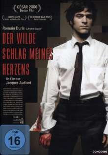 Der wilde Schlag meines Herzens, DVD