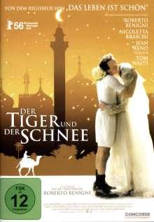 Der Tiger und der Schnee, DVD