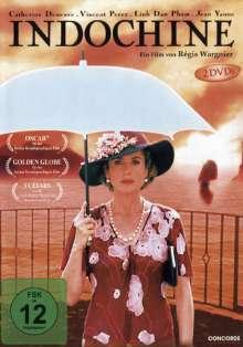 Indochine, 2 DVDs