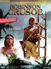Robinson Crusoe (1964), 2 DVDs