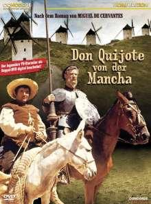 Don Quijotte von der Mancha, 2 DVDs