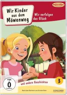 Wir Kinder aus dem Möwenweg DVD 3: Wir verfolgen das Glück, DVD