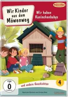 Wir Kinder aus dem Möwenweg DVD 4: Wir haben Kaninchenbabys, DVD