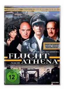 Flucht nach Athena, DVD
